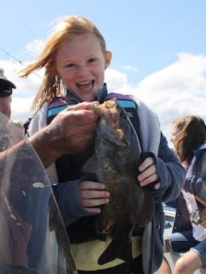 Maine Family Fishing Vacations